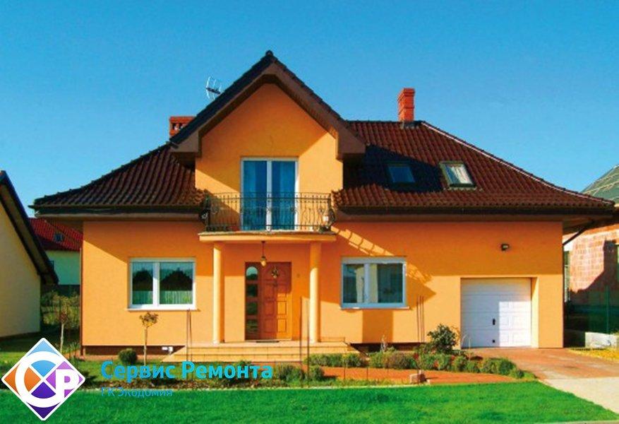 плов персиковый дом и коричневая крыша фото ведь был очень