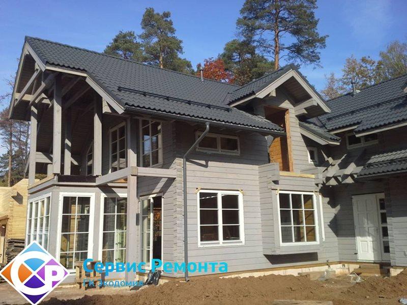 Капитальный ремонт фасада многоквартирного дома это