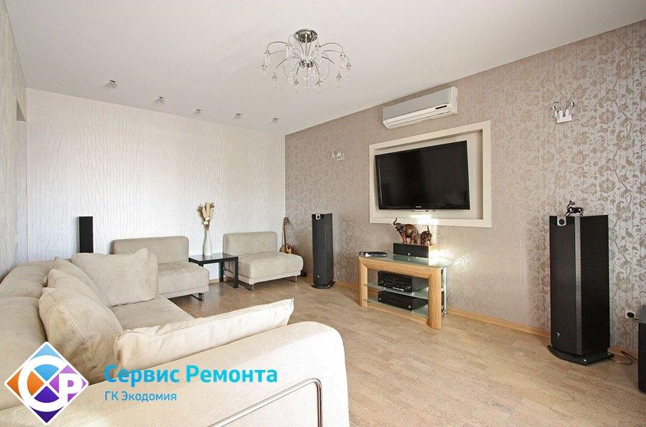 Ремонт квартир Киев под ключ: фото, цены на евро