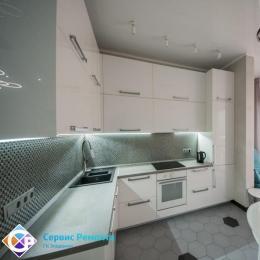 Сколько стоит ремонт в однокомнатной квартире в Киеве в
