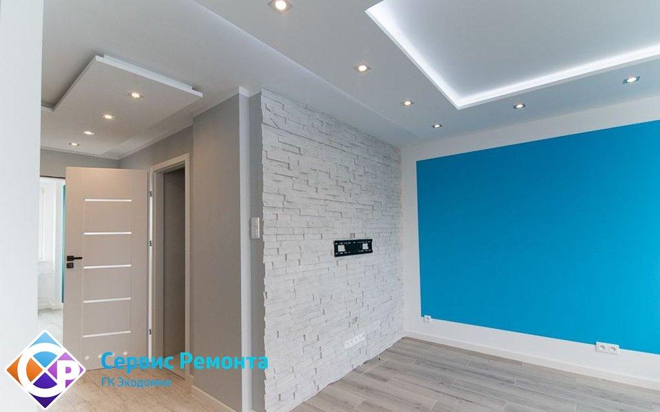 Сколько стоит ремонт двухкомнатной квартиры в новостройке