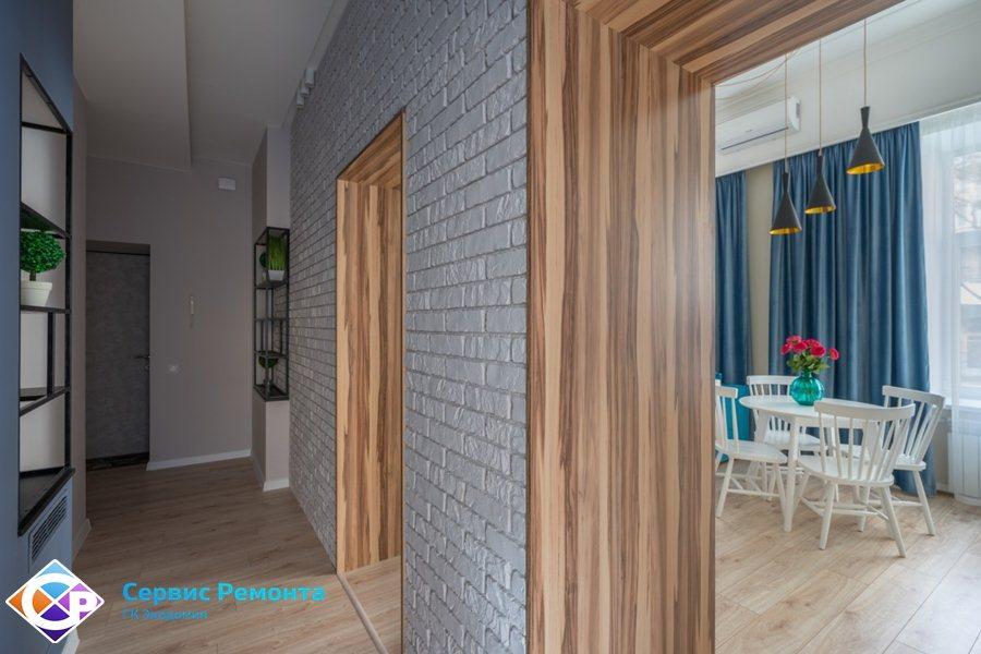 Ремонт квартиры под ключ — цена на услуги в Краснодаре