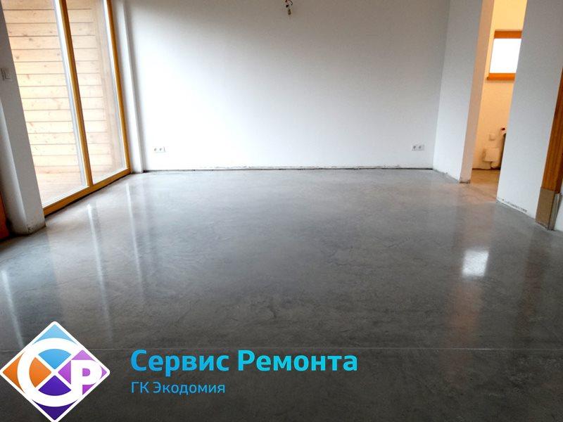 Выравнивание бетонного пола самовыравнивающейся смесью цена за м2 фрезеры для бетона